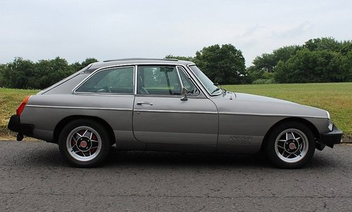 1981 MGB GT LE  For Sale (picture 3 of 6)