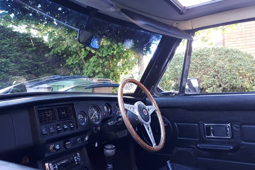 1981 MGB GT LE  For Sale (picture 4 of 6)