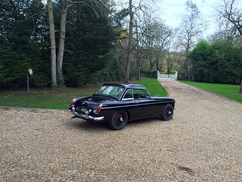 1969 MGB MK2 black owed over 30 years 3 owners rare mk2 For Sale (picture 3 of 6)