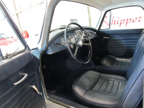 1958 MG A Coupé MK1 1500 For Sale (picture 4 of 6)