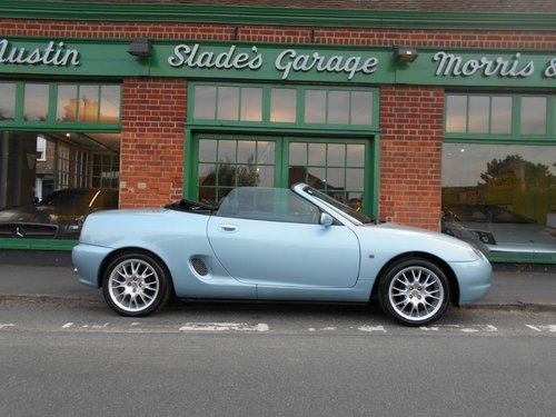 2000 MGF SE STEPTRONIC  SOLD (picture 4 of 4)