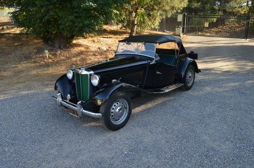 1953 Mg Td SOLD (picture 1 of 1)