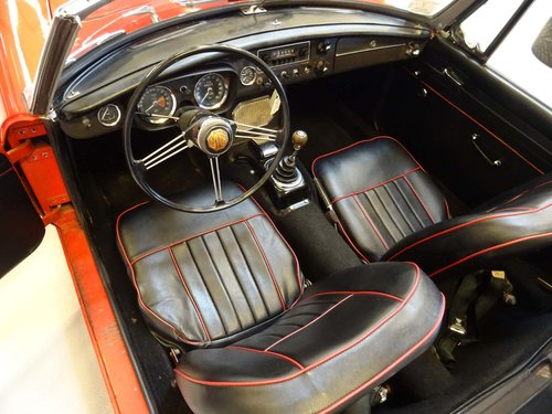 1966 MG MGB Series I – 42,484 original miles For Sale (picture 3 of 6)