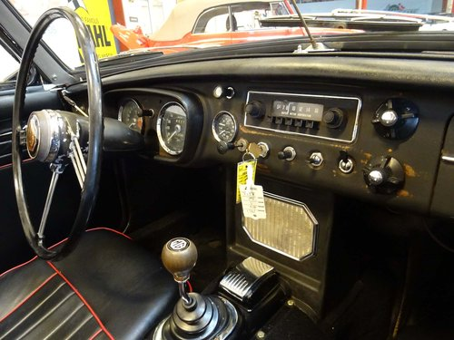 1966 MG MGB Series I – 42,484 original miles SOLD (picture 4 of 6)