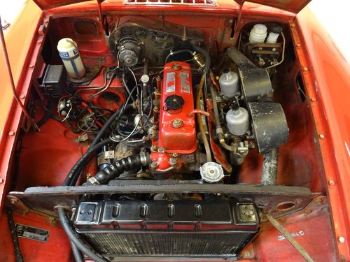 1966 MG MGB Series I – 42,484 original miles For Sale (picture 6 of 6)