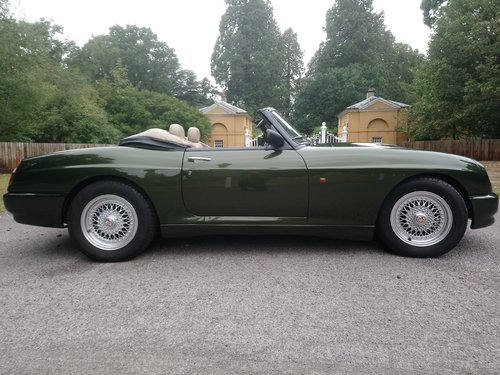 1995 MG RV8 Exceptional Condition SOLD (picture 1 of 6)