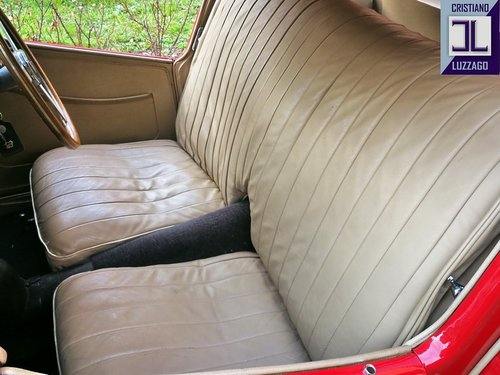 VERY NICE AND RELIABLE 1948 MG TC MIDGET SOLD (picture 5 of 6)