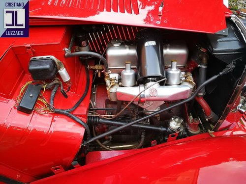 VERY NICE AND RELIABLE 1948 MG TC MIDGET SOLD (picture 6 of 6)
