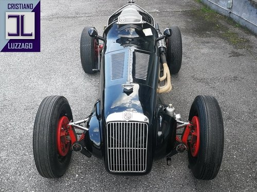 1934 MG PA SINGLE SEATER RACER COMPRESSOR For Sale (picture 1 of 6)