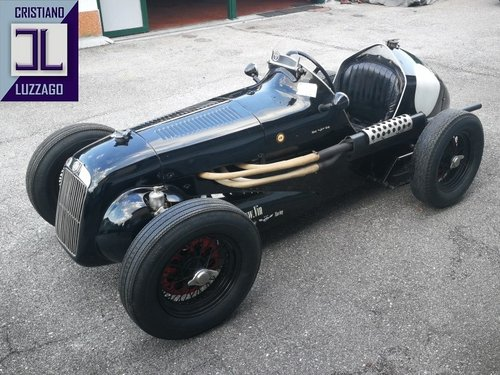1934 MG PA SINGLE SEATER RACER COMPRESSOR For Sale (picture 2 of 6)