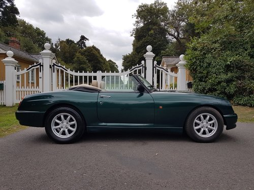 1995 MG RV8 UK Car with Air Conditioning & Uprated Engine SOLD (picture 1 of 6)