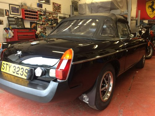 1978 MGB Roadster For Sale (picture 5 of 6)