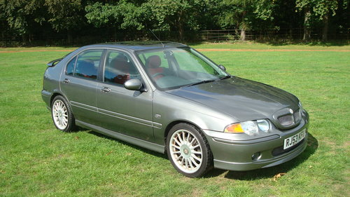 2003 MG ZS 2.5 V6 180 SOLD (picture 2 of 6)