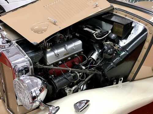 1953 MG TD - SOLD SIMILAR REQUIRED For Sale (picture 6 of 6)
