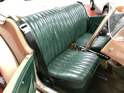 1953 MG TD - NOW SOLD SIMILAR CLASSICS REQUIRED For Sale (picture 3 of 6)