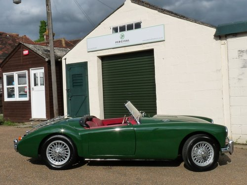 1962 MGA roadster Mk11, 1950cc engine, 5 speed gearbox, Sold SOLD (picture 6 of 6)