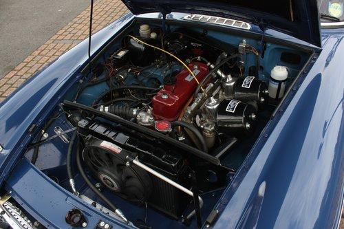1967 MGB GT Mk1 - Mineral Blue, Restored - MGBGT MG BGT SOLD (picture 4 of 6)