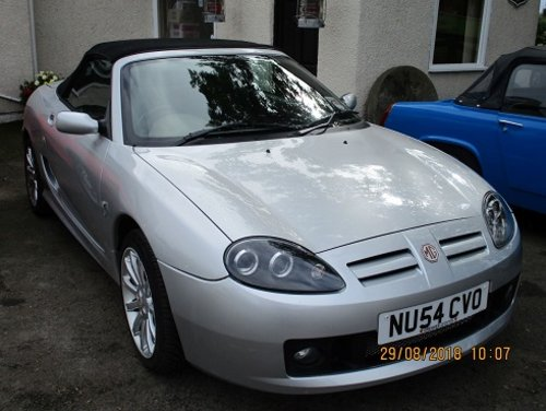 2004 MG F For Sale (picture 4 of 5)