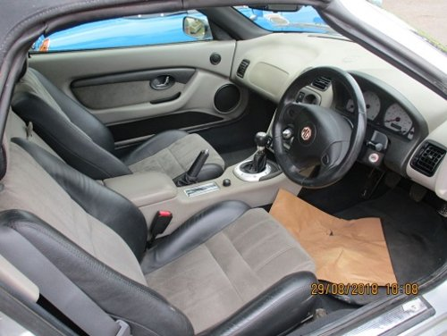 2004 MG F For Sale (picture 5 of 5)