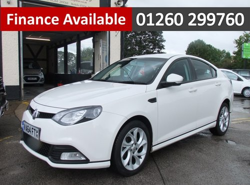 2015 MG 6 1.8 SE GT DTI 5DR SOLD (picture 1 of 6)