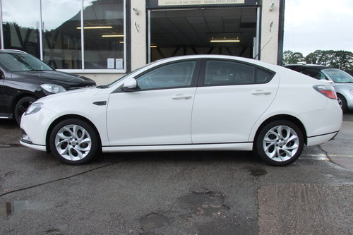 2015 MG 6 1.8 SE GT DTI 5DR SOLD (picture 2 of 6)