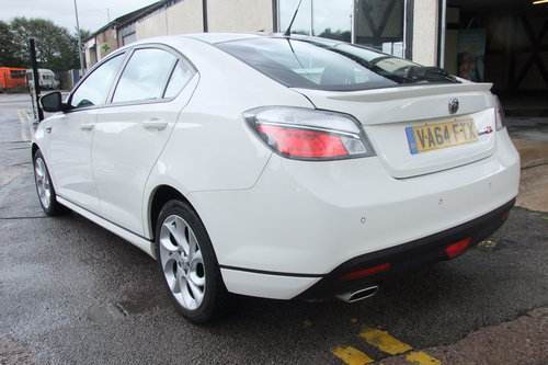 2015 MG 6 1.8 SE GT DTI 5DR SOLD (picture 3 of 6)