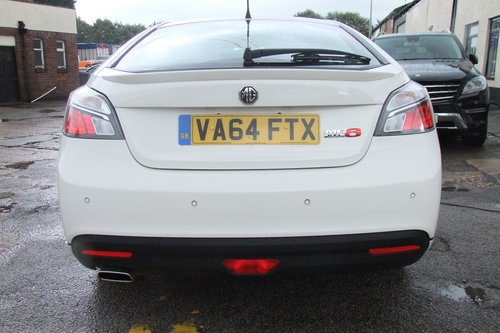2015 MG 6 1.8 SE GT DTI 5DR SOLD (picture 5 of 6)