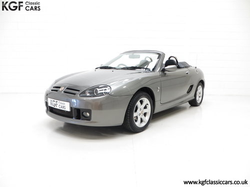 2003 A Superb MG TF 135, just 28108 Miles and Ready for Enjoyment SOLD (picture 2 of 6)