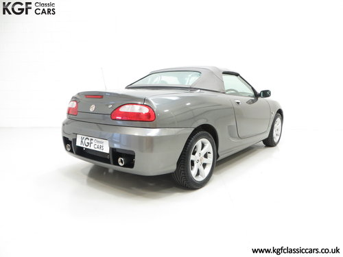 2003 A Superb MG TF 135, just 28108 Miles and Ready for Enjoyment SOLD (picture 5 of 6)