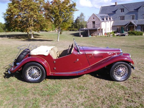 1954 MG TF 1250 Concours example  For Sale (picture 3 of 6)