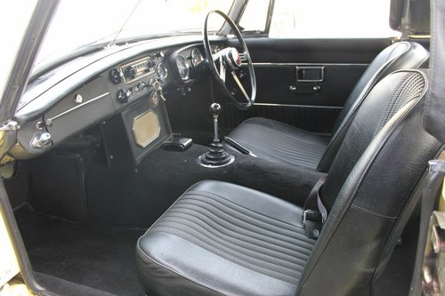 1970 Beatiful condition MGB Roadster - overdrive - RHD For Sale (picture 4 of 6)