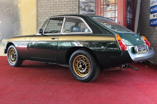 MGB GT 1975 Jublee edition - RHD For Sale (picture 3 of 6)