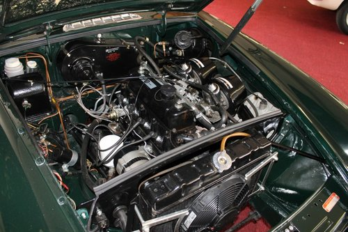 MGB GT 1975 Jublee edition - RHD For Sale (picture 6 of 6)