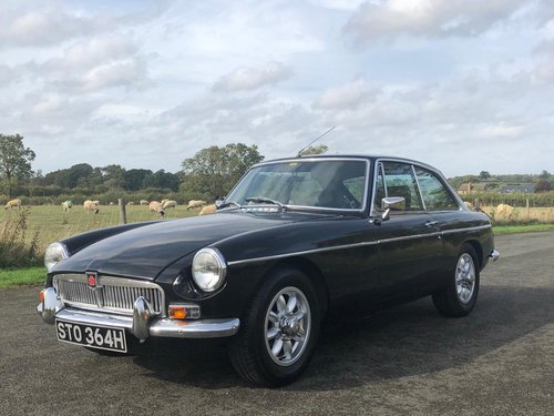 1969 MGB GT Oselli Graduate with Overdrive SOLD | Car And