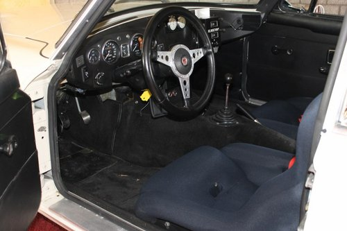 MGC GT rally - sebring edition 1969 overdrive For Sale (picture 4 of 6)