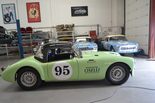 1959 MGA Twin cam Roadster For Sale (picture 1 of 6)