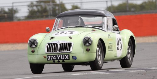 1959 MGA Twin cam Roadster For Sale (picture 2 of 6)