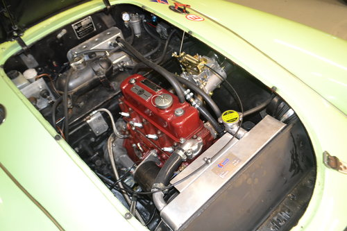 1959 MGA Twin cam Roadster For Sale (picture 4 of 6)
