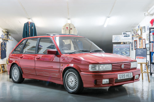 1989 MG Maestro Turbo #214/500 by Tickford SOLD (picture 1 of 6)