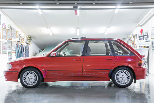 1989 MG Maestro Turbo #214/500 by Tickford SOLD (picture 2 of 6)
