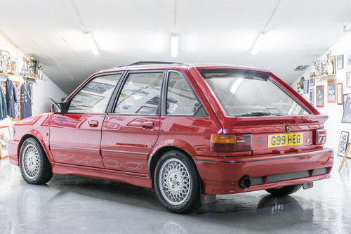 1989 MG Maestro Turbo #214/500 by Tickford SOLD (picture 3 of 6)