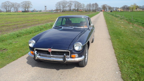1973 MG MGB GT '73 For Sale (picture 3 of 6)