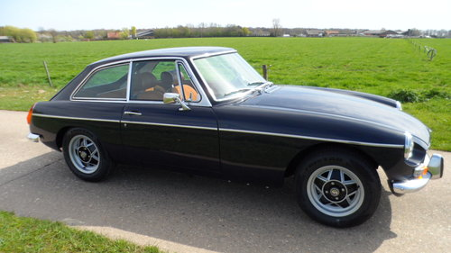 1973 MG MGB GT '73 For Sale (picture 4 of 6)