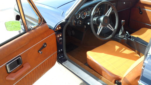 1973 MG MGB GT '73 For Sale (picture 5 of 6)