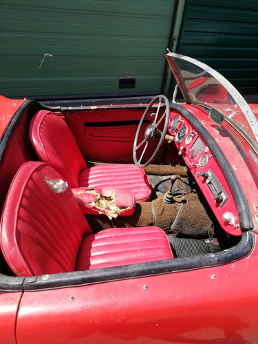 1958 MGA Roadster Restoration object SOLD (picture 5 of 6)