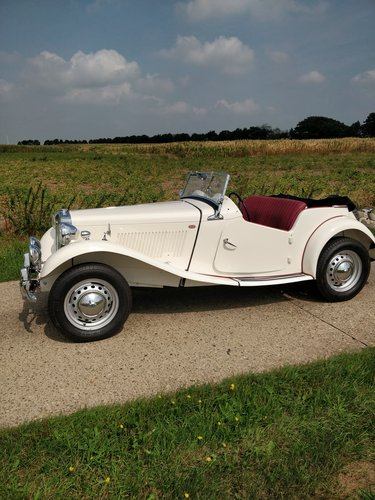 1953 MG TD '53  For Sale (picture 1 of 6)