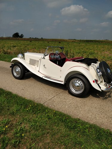 1953 MG TD '53  For Sale (picture 2 of 6)