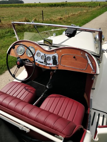 1953 MG TD '53  For Sale (picture 6 of 6)