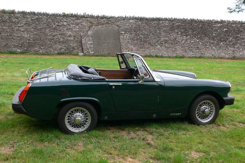1976 MG Midget 1500 For Sale (picture 2 of 6)