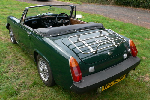 1976 MG Midget 1500 For Sale (picture 3 of 6)